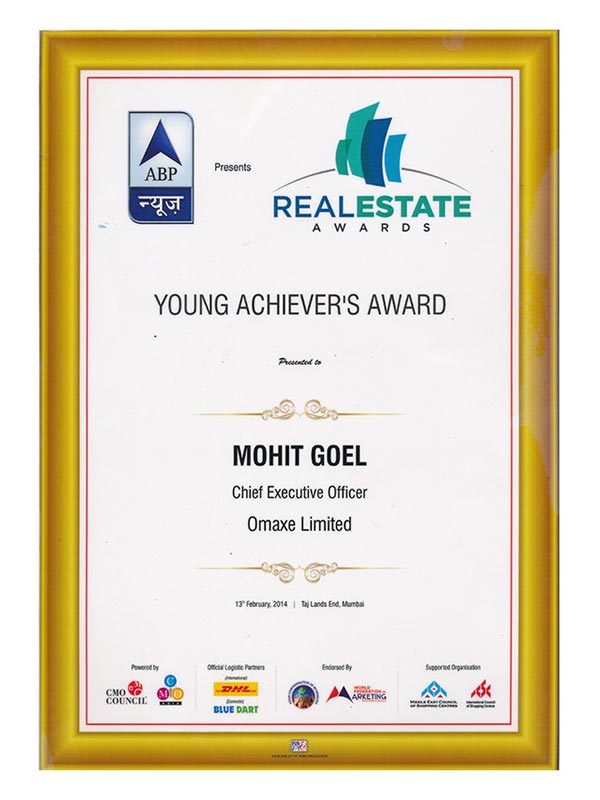 mohit-goel-won-young-achiever's-award